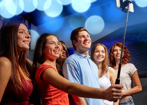 Монопод Selfi Stick - фотографируйтесь с друзьями вместе где угодно