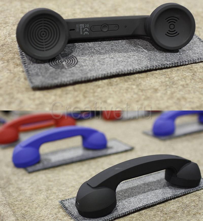 Ретро труба Bluetooth