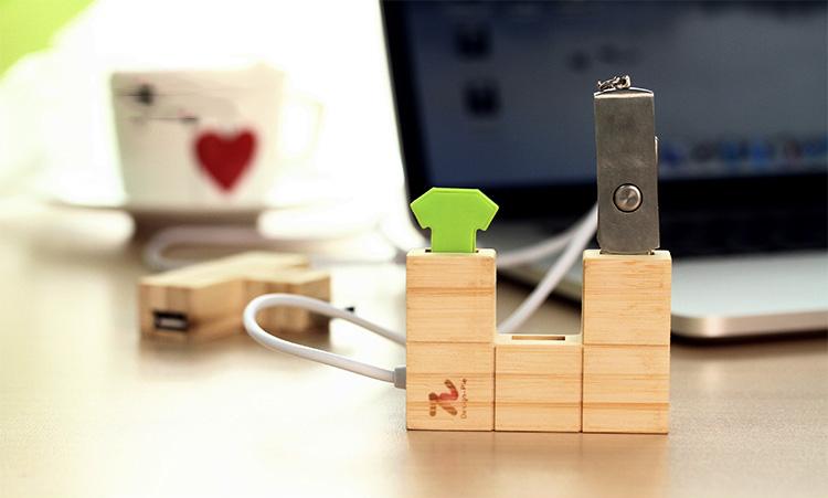 USB hub для подключения нескольких устройств