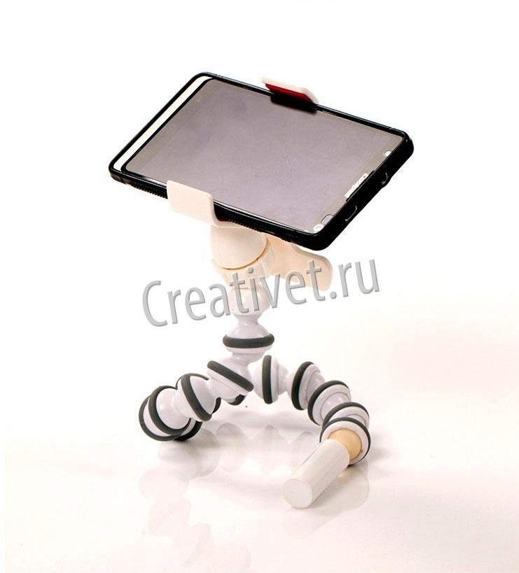 Универсальная подставка для смартфона