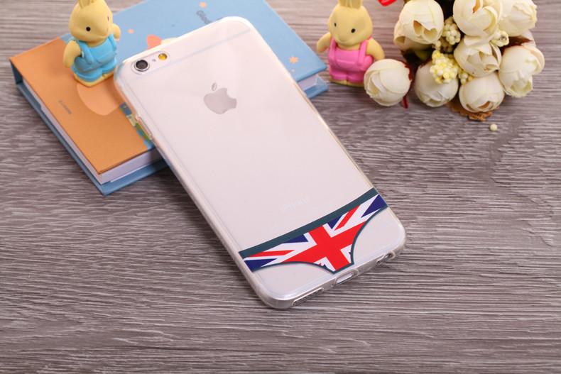 Чехлы трусики для iPhone 6 plus Америка женские