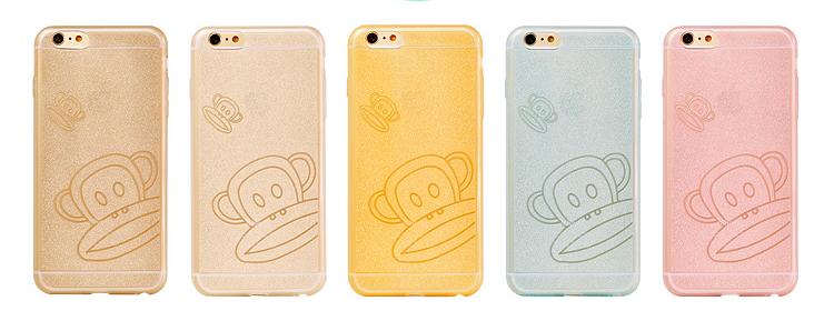 Чехол для iPhone 6, 6plus с иллюстрациями различных мультфильмов