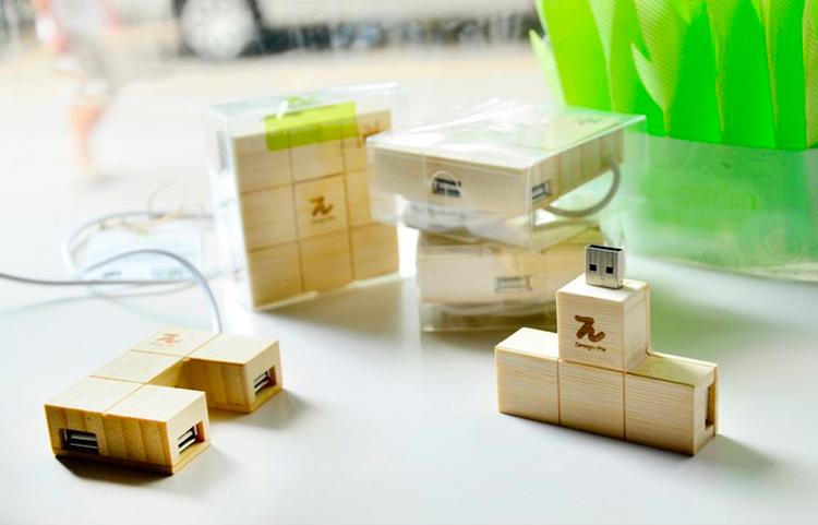 USB hub для подключения нескольких устройств одновременно
