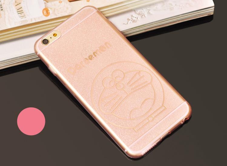 Чехол для iPhone 6, 6plus с иллюстрациями различных мультфильмов розовый кот