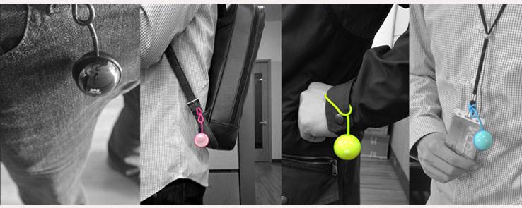 Magic Selfie Ball - устройство для селфи удобно носить с собой