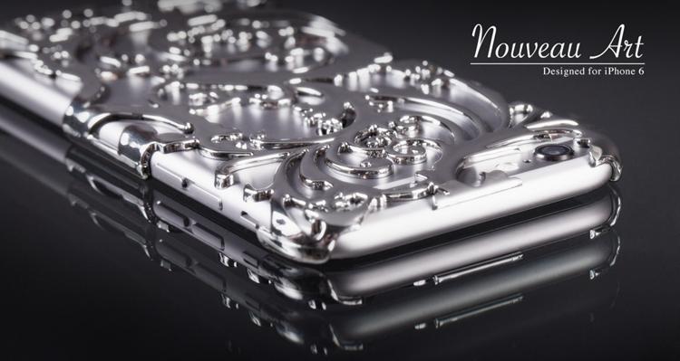 Художественный Nouveau ART iPhone 6 чехол