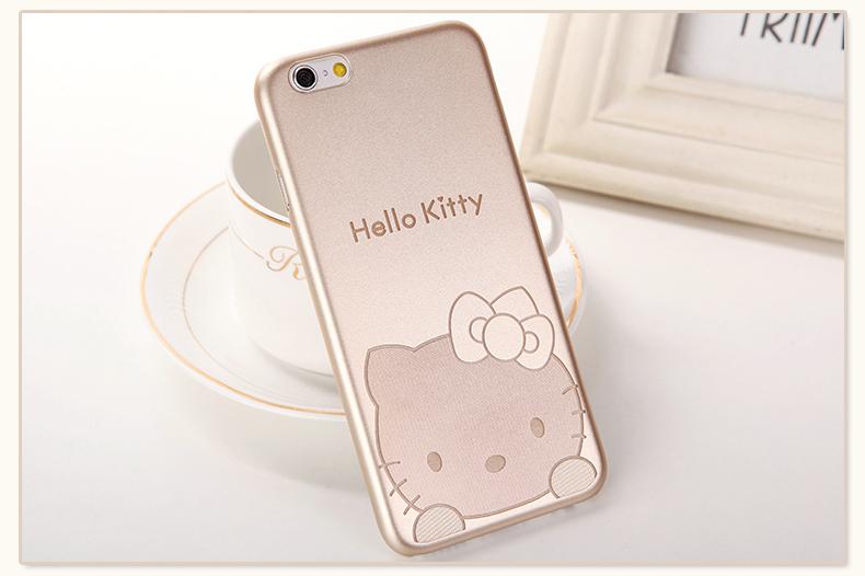 Чехол с мультфильмами Hello Kitty