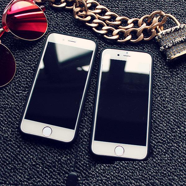 Французский Бульдог чехол для iPhone спереди