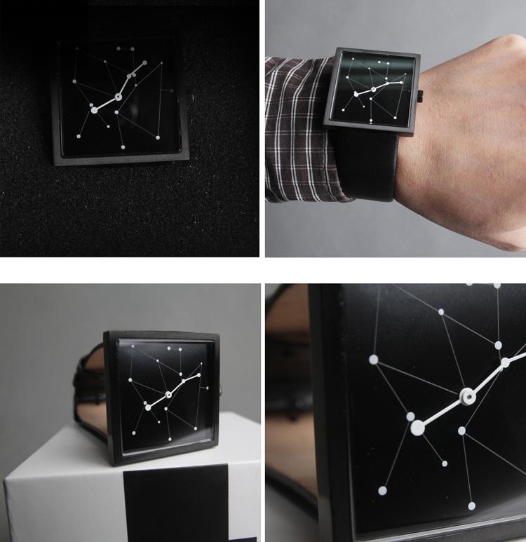 Наручные часы созвездие детали