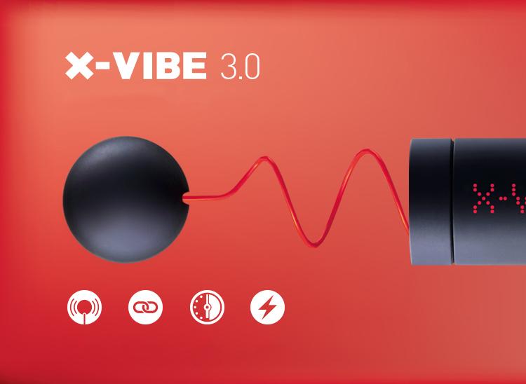 Вибрационная колонка X-Vibe 3.0
