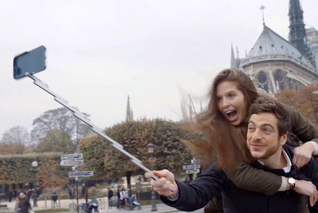 Селфи чехол для путешествий Selfie Stick Case