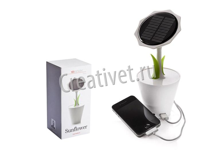 Экологически чистое зарядное устройство