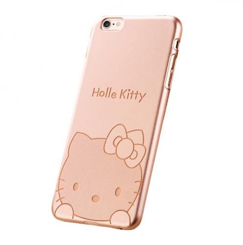 Чехол Hello Kitty iPhone 6/6 plus, картинка